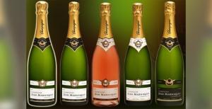 Gamme de champagnes Marniquet