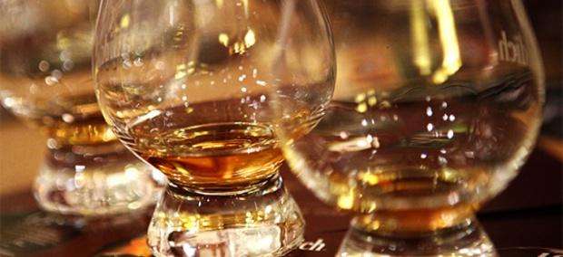 Verres whisky