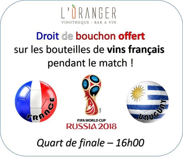 France Uruguay